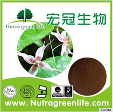 Factory wholesale top quality organic Epimedium extract powder with icariin , herb medicine for long time sex