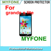 Myfone Matte Screen Protector Pet Film for ZTE grands s lite