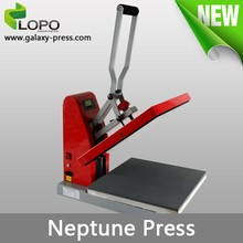 digital Neptune T-shirt sublimation printing heat press machine from Lopo