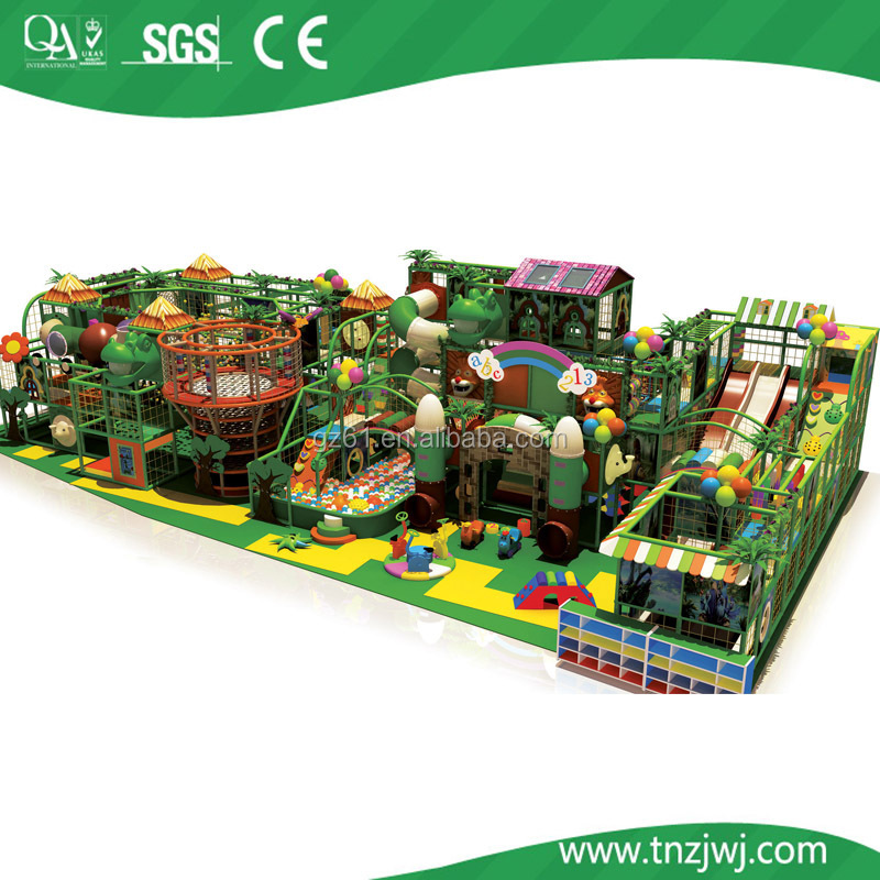 Kids Soft Play Area Indoor Soft Play Area