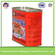 China goods wholesale canned beef luncheon meat