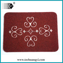 2015 New Design Dusting Door Mat Outdoor Mat