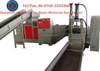 Waste pp/pe film recycled extruder machine JJSJ-170/160-L
