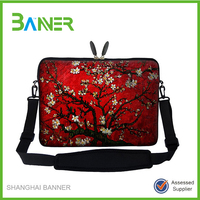 Full color sublimation soft tablet mini computer case sleeve PRINT LAPTOP COVER