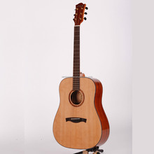 Handmade Acoustic Solid Top prato brand guitars PT-810 from Venice Musical Instrument Factory