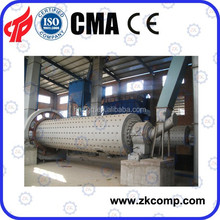 Steel ball finish mill for portland cement plant