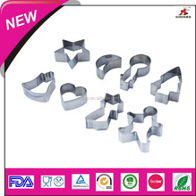 commercial 430 stainless steel cookie cutter for sale
