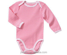 Eco-friendly cotton custom baby romper,baby clothes made in China