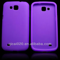 silicon case for Samsung I9260/PREMIER