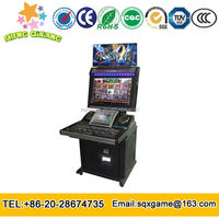 popular newest design 2014 3d luxury video indoor games interesting arcade video slot pcb