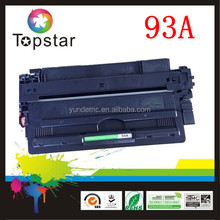 MFR in Zhuhai 93A CZ192A black compatible laser printer toner cartridge * easy to refill machine