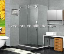 2014 best selling Glass Shower room /shower enclosure /steam shower room