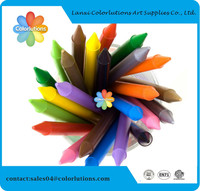 2015 colorlutions non-toxic custom crayon colors