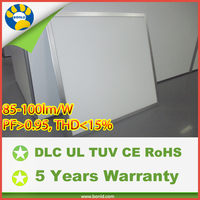 natural white ultra-thin led recessed ceiling panel light for canada market