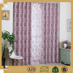 Best selling window use factory wholesale ready made curtain import from china