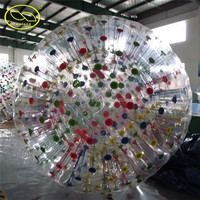 Adult inflatable bumper ball for sale