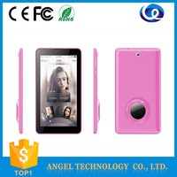 several colors option tablets mtk6572 7inch android 4.4 lotus tablets