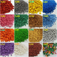 EPDM rubber granule,polyurethane runway, tile, artificial grass filling FN-G-Y-150707-3, rubber running track