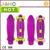 New Banana Plastic Penny Style Retro Cruiser mini 22'' Complete skateboard board