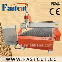 China Jinan wood engraving machine with german knives FASTCUT-1325