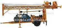 100% nuevo kxd- ii( remolque) de agua de perforación de pozos rig( fábrica)