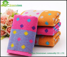 Cotton jacquard bath towel,34X74CM,wash cloth,baby kids cotton small towels,towels in stock.