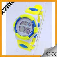 Silicone digital watch/unisex led watches led watch/silicone led Touch Screen Watches watch