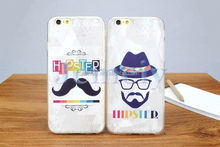 Protective Case Rhinestone TPU Cover For Apple 6 For New Mobile Phone
