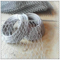 wire mesh cages / stone cage for retaining wall/hexagonal wire netting