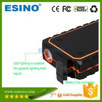 lifepo4 car jump starter emergency kit power supply for Laptop/cellphone/refrigerator/air compressor