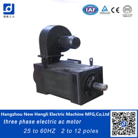 NHL 60 years electric ac induction three phase 220v 3kw motor