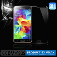 Brand Vmax 0.33mm 2.5D Explosion-proof Anti Glare Anti oil Cell Phone Galaxy Samsung screen protector tempered glass