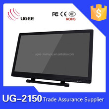 Ugee lcd monitor UG2150 2048 levels 21.5 inch digital monitor for writing
