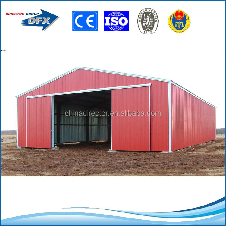 Puer China  city photo : China pre engineered layout steel frame prefabricated house ...