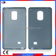 Alibaba Express In China Smrtphone Cover Transparent TPU Mobile Phone Case For Samsung Galaxy Note Edge N915