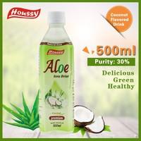 C - Houssy aloe - Coconut flavored Aloe vera drink Food and drinks
