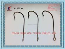 Pakistan market big ringed fish hooks