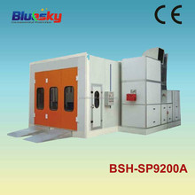 2015 wise selection CE spray booth machines/car paints booth/used spray booth for sale