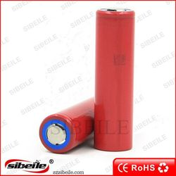 Hot selling item!!!sanyo 18650 3500mah 3.7v li ion e cig battery rechargeable vaping Li-Ion lithium battery pack for EBIKE