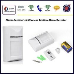 alarm detector wireless, security sensor, motion sensor