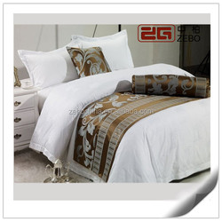 Hotel Linen Bedding Sets - Bed Sheet / Bed Cover / Pillow
