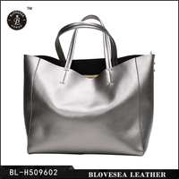 Bailee Company High Quality Bag In Bag Custom Leather Tote Bag