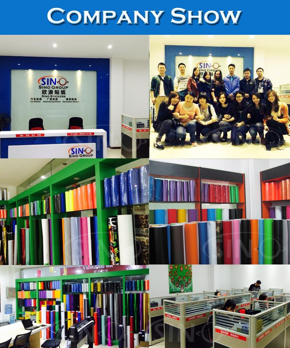 Guangzhou sino decoration material co., ltd.   carbon fiber vinyl ...