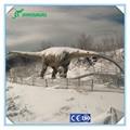 Handgefertigten riesen-modell der dinosaurier, chinesische modell für die anzeige/präsentieren