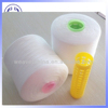 plastic cone for polyester sewing thread raw white
