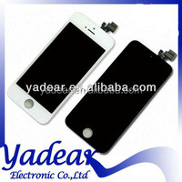 For iphone 5 lcd touch screen for iphone5 lcd touch screen display for iphone 5 lcd screen with digitizer assembly