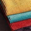 High quality 100% polyester corduroy fabric for sofa and garment shipping port shanghai