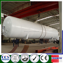 Cryogenic tank(ASME CODE) solution for industrial gas