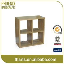 Lowest Cost Narrow Wood Bookcase