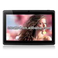 Cheap 7 Inch Allwinner Tablet PC with Android OS (L7)